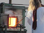 Glassblowing demo at Norcal Ren Faire 2010-09-19 6.JPG