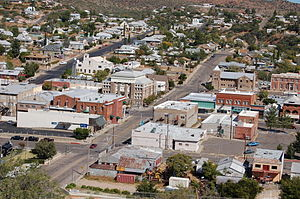 Globe, Arizona - Downtown Globe