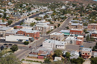 Globe, Arizona - Downtown Globe