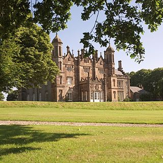 Glenarm Castle castle