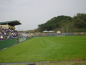 Global Arena - Global Stadium at Global Arena during the Sanix World Rugby Youth Tournament May 2006