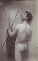 Gloeden, Wilhelm von (1856-1931) - n. 0679 B - Timbrata - da - 'Poésies arcadiennes'.jpg