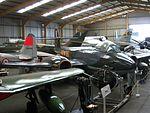 Gloster Meteor F.8, NELSAM, 27 June 2015 (1).jpg