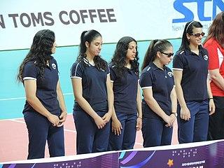 Israel womens national goalball team Israeli national team, for the Paralympic sport of goalball