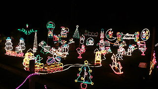 The use of decorative, festive Christmas lights during the Christmas holiday season is a long standing tradition in many Christian cultures, and has been adopted as a secular practice in a number of other non-Christian, or non-predominantly Christian, cultures (notably in Japan).