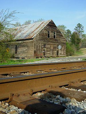 Gold Hill, Alabama - Image: Gold Hill Alabama