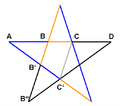 Golden ratio - Pentagram.png