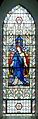 Goleen Church of Our Lady, Star of the Sea, and St. Patrick South Wall Fourth Window Star of the Sea 2009 09 10.jpg