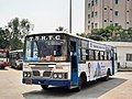 Government of Telangana advertisements on buses 4.jpg