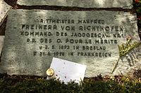 Grab von Manfred von Richthofen - geo.hlipp.de - 35631.jpg