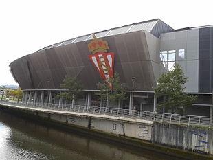 Lo stadio El Molinon.