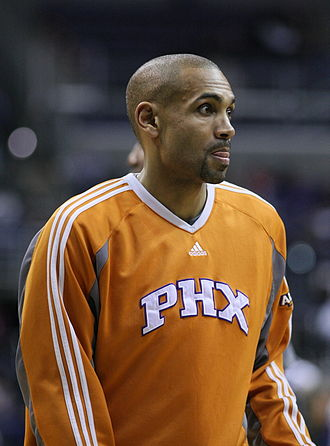 Grant Hill - Hill with the Phoenix Suns in 2009