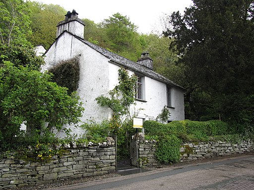 Grasmere Dove Cottage 120508w