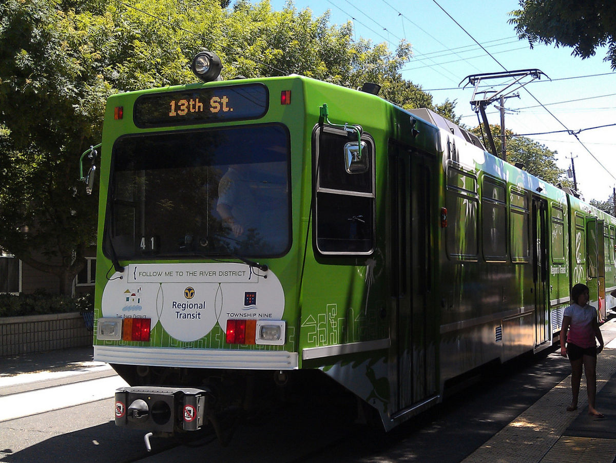 Green Line (Sacramento RT) - Wikipedia
