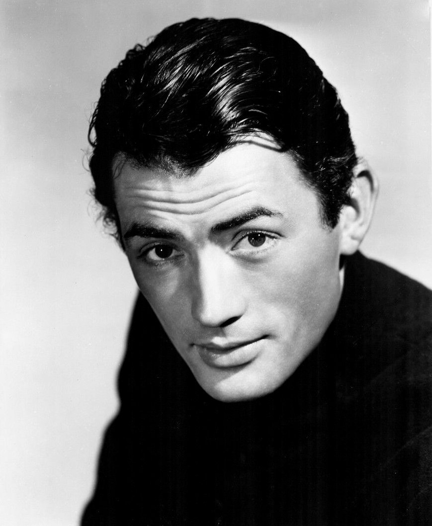 Gregory Peck Publicity Photo 1944