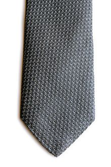 Grenadine cloth wikipedia tie made with silver color silk in grenadine weave ccuart Images