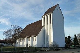 Griesheim, Hesse - Image: Griesheim St. Stephan