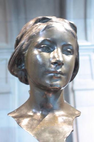 Alfred Drury - Griselda by Alfred Drury c.1897