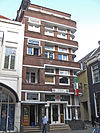 Hotel in Nieuw-Zakelijke bouwstijl (Vm. Hotel Hoffman)