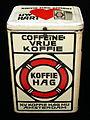 Groot wit blik van NV Koffie Hag Mij Amsterdam, foto 1.JPG