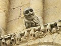 Grotesque, Rochester cathedral, west front.jpg