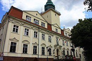 Grudziądz - Grudziądz Town Hall