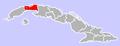 Guanajay, Cuba Location.png