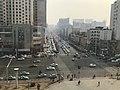 Guangming Street (Yanji) - View from Yanbian Hospital.jpg