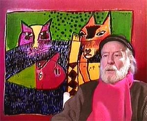 """Corneille Guillaume Beverloo - Image: Guillaume Cornelis """"Corneille"""" van Beverloo (1995)"""