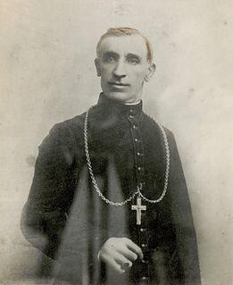 Gulstan Ropert American priest