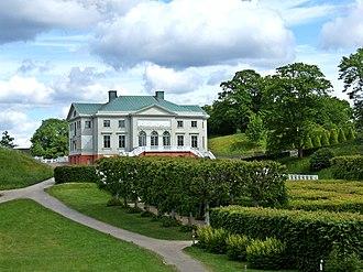 Gunnebo House - Gunnebo House and Gardens