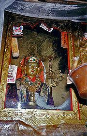 Guru Rinpoche, Yerpa 1993