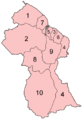 Guyana regions numbered.png