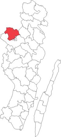 Sydlig Vi landskommune i Kalmar amt