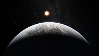 HD 85512 b extrasolar planet