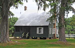 National Register of Historic Places listings in Cameron Parish, Louisiana