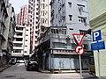 HK 大坑 Tai Hang sidewalk Sunday morning July 2019 SSG 10.jpg