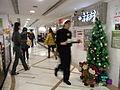 HK CWB Fashion Walk 1st floor lobby Xmas tree 02.jpg