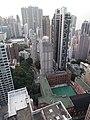 HK ML 半山區 Mid-levels 漢寧頓道 Honiton Road 80 Bonham Road FV 禮賢閣 29 B2 Rhine Court view nearby January 2016 DSC 17.jpg