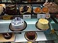 HK TKL 調景嶺港鐵站 Tiu Keng Leng MTR Station concourse shop 美心西餅 Maxim's Cake 生日蛋糕 Birthday cakes December 2019 SSG 02.jpg