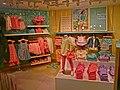 HK TST Harbour City mall shop Children clothing GAP night Apr-2013.JPG