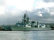 Canada Navy Ships