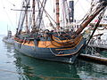 HMS Surprise (replica ship) starboard side 1.JPG