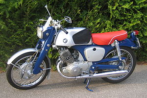 Honda C92, CB92, C95 Benly - Honda CB92 125cc