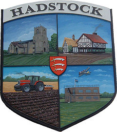 Hadstock village sign.jpg