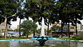 Hafez sq fountain - Nishapur 3.JPG