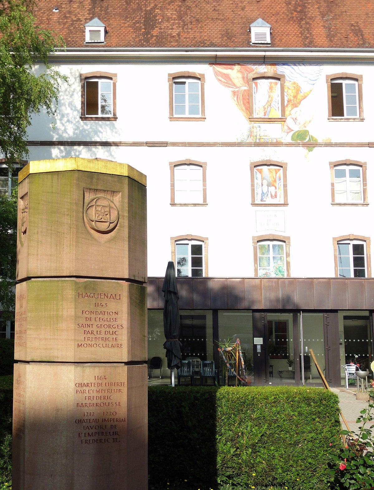 Fichier Haguenau Rchateau 1b Jpg Wikipedia