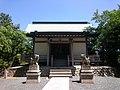 Hakusan Jinja, at Hakusan, Toyooka-cho, Gamagori, Aichi (2018-05-19) 04.jpg