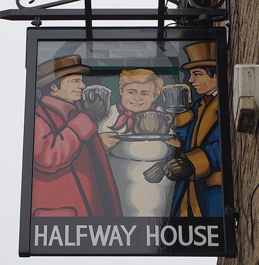 Halfway House (geograph 5178388)