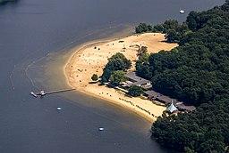 Haltern am See, Strandbad am Stausee -- 2014 -- 8935 -- Ausschnitt